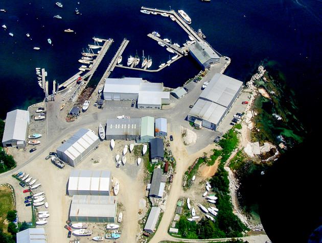 Billings Diesel & Marine     My Aerial 2007